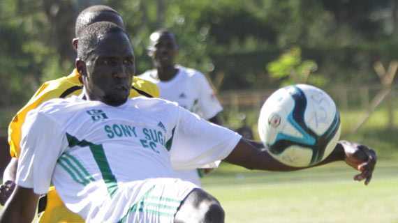 Sony, Bandari share spoils in Awendo