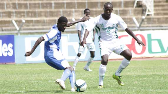 Kenya's soccer league fast becoming laughing stock