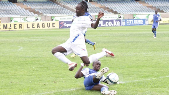 Thika fall to Muhoroni