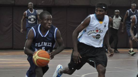 Ulinzi vs Thunder at Nyayo
