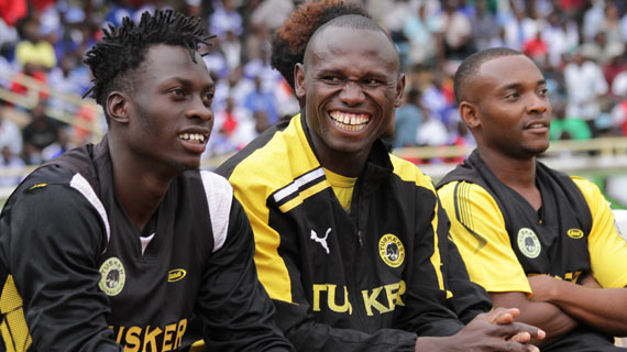 Farouk Shikalo earns rare start against Gor