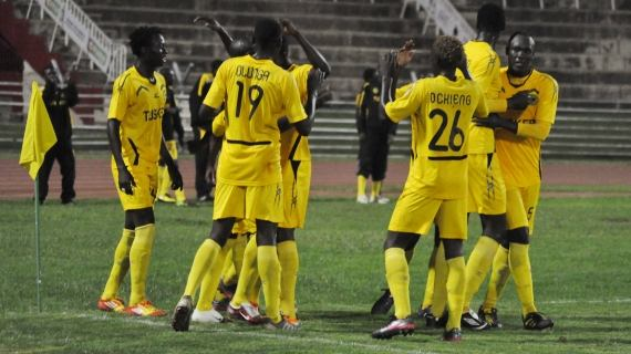 Top 8 Defending Champs Gor bundled out by Tusker
