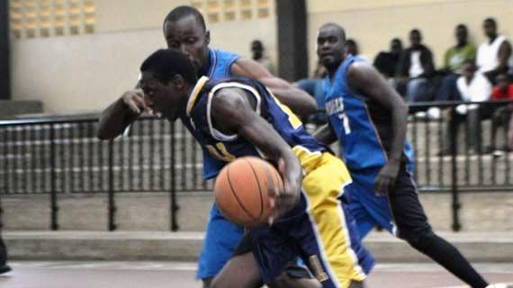 USIU Tigers in a past match/ File