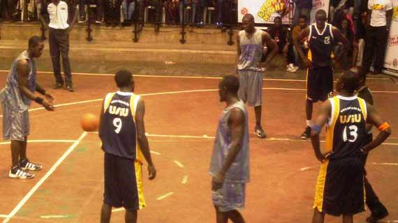 Strathmore vs USIU in past league match