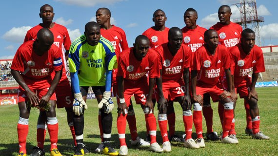 Ulinzi's Apul resumes training