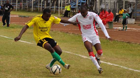 Ulinzi and Chemelil fire blanks to end duel in barren stalemate