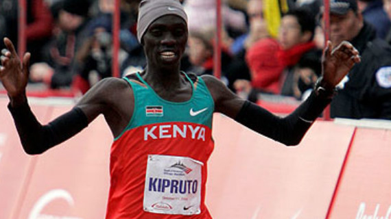 Will it be second time lucky for Kipruto?