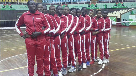 Kenya team departs Monday for Grand Prix