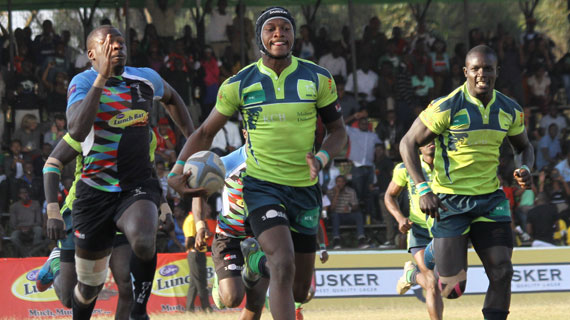 KCB host Quins in Kenya Cup Friday fixture