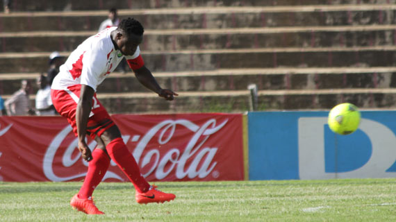 Harambee Stars' squad for Lesotho tie named