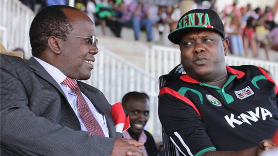 FKF announce interest to host 2017 AFCON