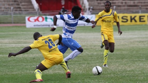 Stima stop Leopards in Kisumu