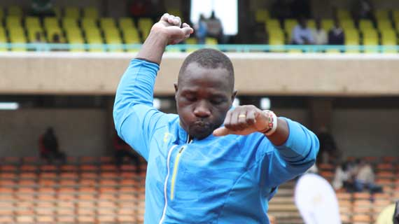 Yego to inspire Morans at the Maasai Mara Marathon
