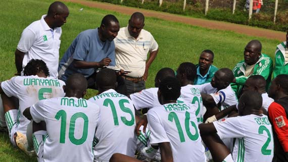 Sony, Thika share spoils in a one all draw