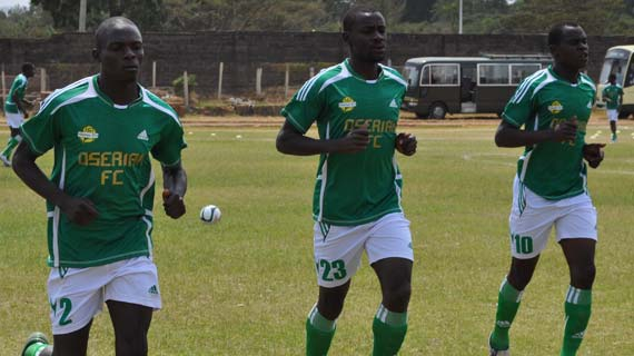 FKF PL:Six matches lined up