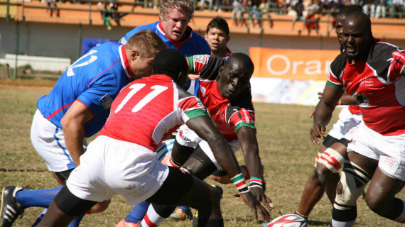 World Rugby ratifies Kenya's fixtures against Portugal and Spain
