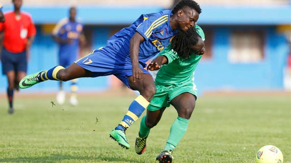 Gor wraps Cecafa Campaign with draw