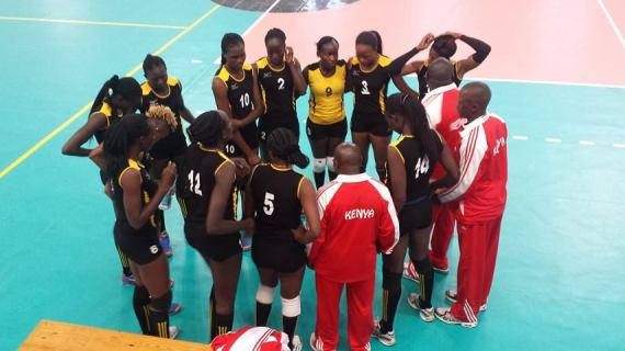 Prison qualify to set up an all Kenyan semi finals