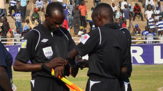FKF warns referees to stay away from AFC vs Sony match