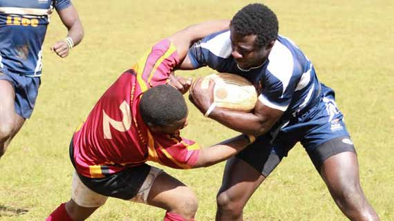 Strathmore stay top with win over Machine