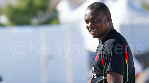 Ochieng replaces Treu at Kenya Sevens