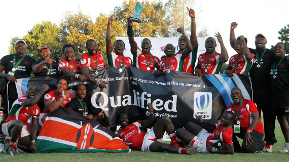 Kenya edge Zimbabwe to book Olympic berth
