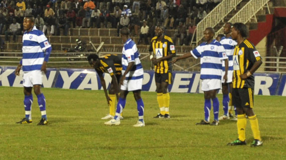 AFC Leopards roll over Sofapaka in the BIG CAT derby