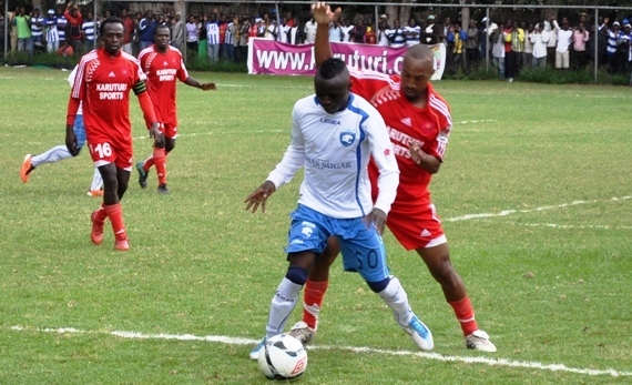 Masika salvages a point for AFC at Karuturi