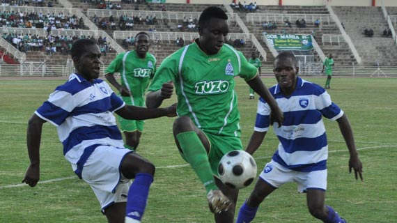 Gor Mahia vs AFC Leopards Live text updates