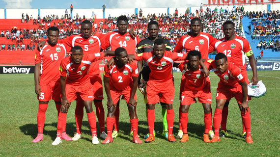 Kenya vs Cape Verde Live