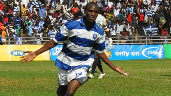 Okwemba with a brace as AFC rips Thika United apart