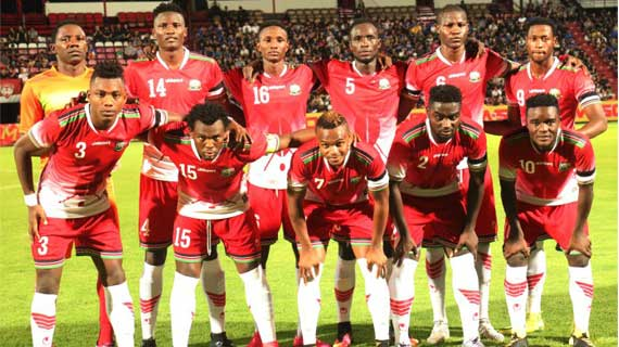 Harambee Stars end Asian tour with loss to Thailand