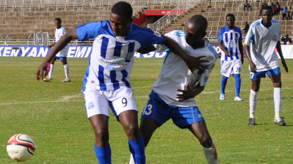 Yakhama off to a flying start as AFC Leopards sink Bandari