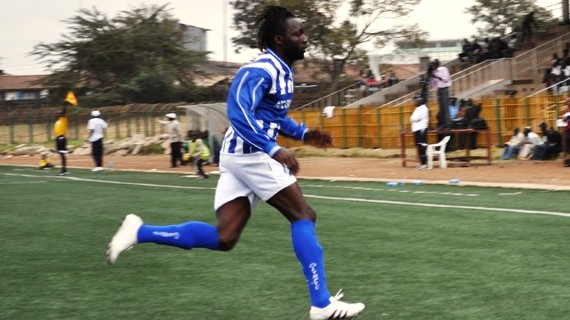 Itubu Imbem is back as AFC plot revenge attack in Mumias