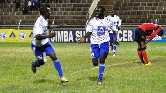 Baraza's brace puts Sofapaka firmly on the lead