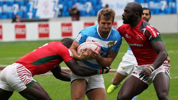 Kenya to face Champions South Africa in London