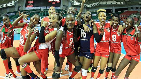Kenya  seal Africa semi final slot with win over DR Congo