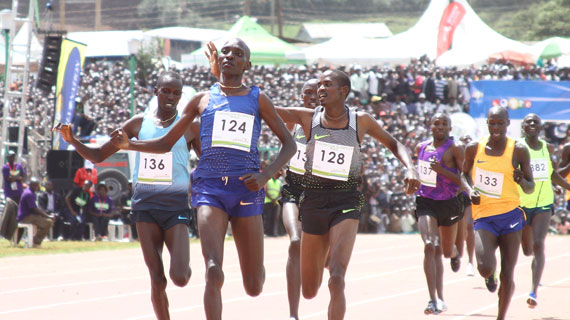 First batch of Kenya Olympics team departs Next week for Rio