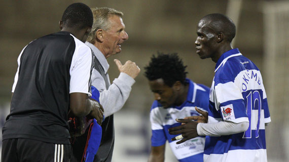 Rangers and AFC misfire to a barren draw