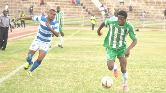 Bankers skin Leopards at Nyayo