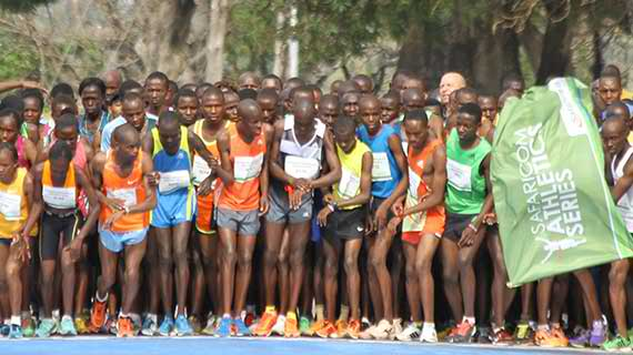 Ndalaat Gaa Cross Country attracts international runners