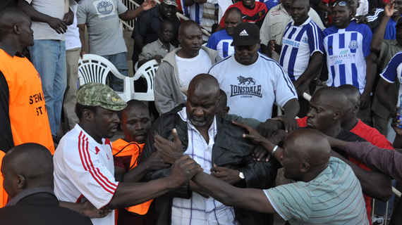 Hired goons out to disrupt Ulinzi vs AFC match-claims Bukachi