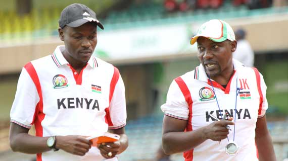 Harambee Stars'  fixtures against DRC , Uganda Cranes moved to Machakos