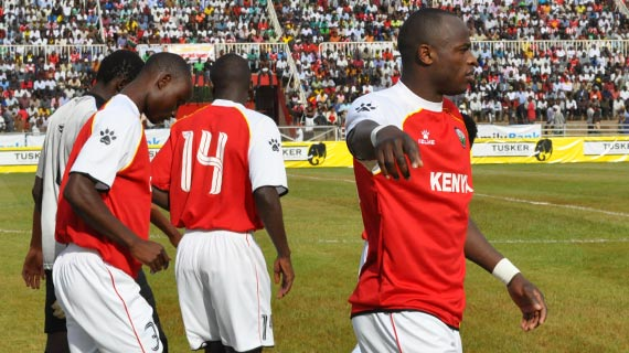 Oliech oozes confidence ahead of Zambia clash