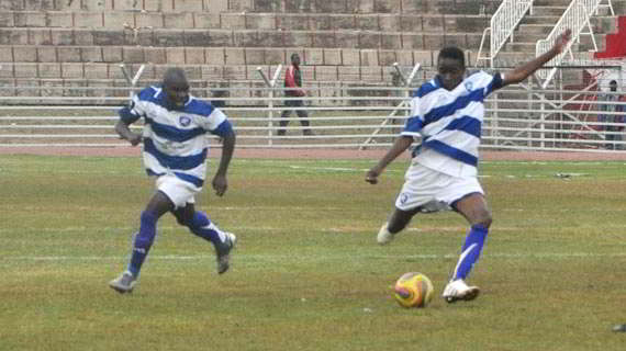 AFC Leopards rally from behind to share spoils with Mathare