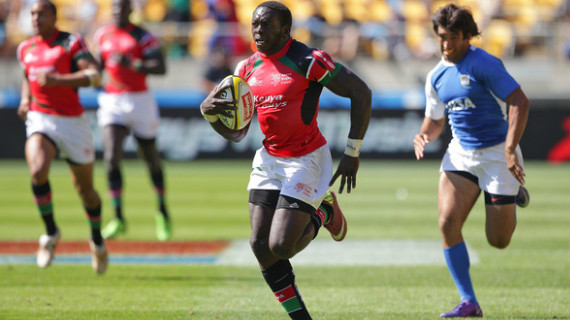 Ouma on the double as Kenya beat Russia