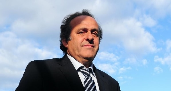 Platini's letter to FKF on decision to vie for FIFA  Presidency