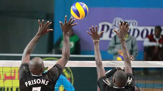 Prison through to Africa quarters after win over Espoir