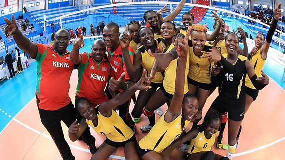 Prison wins Bronze as Kenya continues Africa title wait