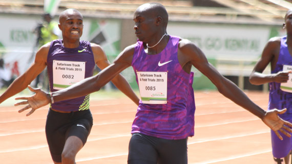 Top athletes ready to rumble as Eldoret hosts maiden Olympic trials